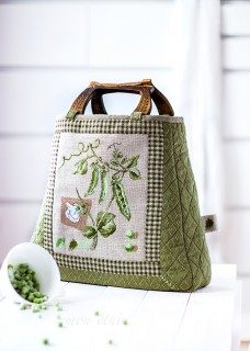 「Le petit pois」 購物袋