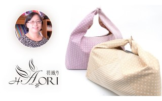 [手作教學] 魔術方塊 - 三角環保袋 (購物袋)